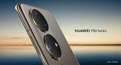 Huawei geeft eerste blik op aanstaande P50 Pro