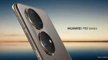 Huawei gibt ersten Blick auf kommende P50 Pro