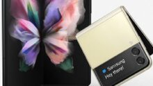 Evleaks zeigt Bilder von Samsung Galaxy Z Fold 3 und Flip 3