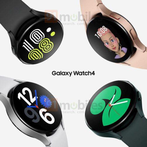 Samsung Galaxy Watch4 colors