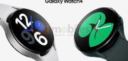 Renderings zeigen unangekündigte Samsung Galaxy Watch4