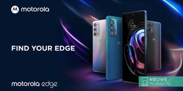 Motorola edge 20-serie