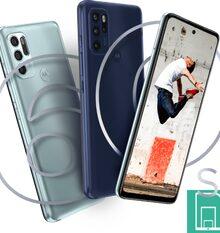Exclusive: New press image of Motorola Moto G60s