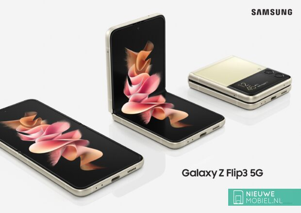 Samsung Galaxy Z Flip 3 poster