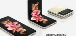 Samsung Galaxy Z Flip 3; resistente al agua y personalizable