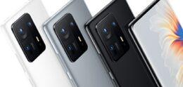 Xiaomi anuncia el Mi Mix 4 con cámara selfie oculta