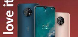 Nokia G50 Werbevideo zu früh veröffentlicht