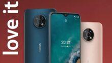 Nokia G50 promotievideo te vroeg geplaatst