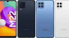 Baldige Ankündigung des Samsung Galaxy M22 mit großem Akku erwartet