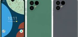 Pictures and specifications Fairphone 4 5G published