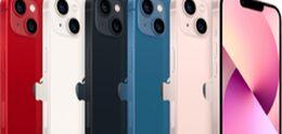 Apple presenta el iPhone 13 y el iPhone 13 Mini
