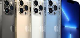Anunciados el iPhone 13 Pro y el iPhone 13 Pro Max de Apple
