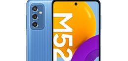 Render zeigt unangekündigtes Samsung Galaxy M52 5G