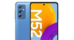 Render toont onaangekondigde Samsung Galaxy M52 5G