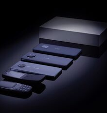Always nice, new mobiles! Or is this a tablet? October 6 Nokia will come with something new.