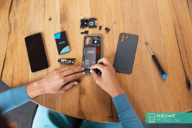 Fairphone 4 parts
