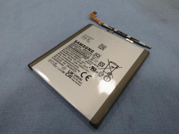 Samsung Galaxy S22 Plus battery