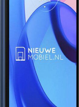 ¿Has visto el Motorola Moto E40 en azul?