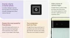 Google Pixel 6 tot 80% sneller dan Pixel 5