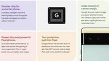 Google Pixel 6 bis zu 80% schneller als Pixel 5