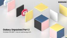 Samsung verrast met aankondiging Unpacked Event Part 2