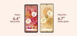 Los Google Pixel 6 y 6 Pro estarán disponibles a partir del 28 de octubre