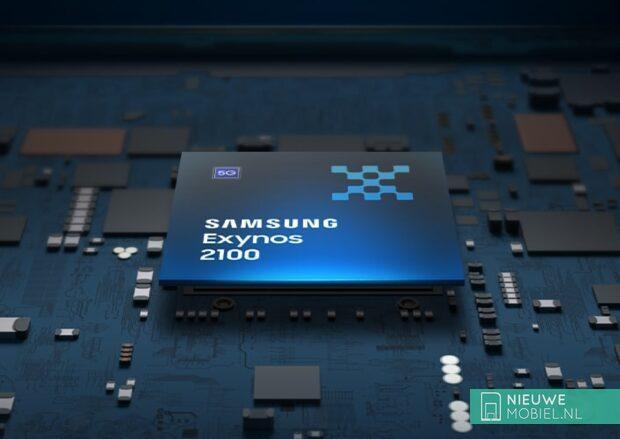 Procesador Samsung Exynos 2100
