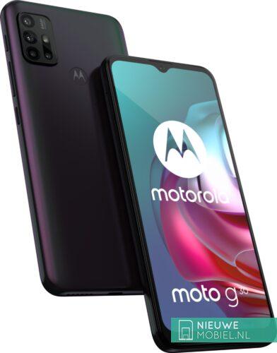 Motorola Moto G30 hero