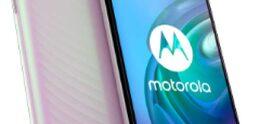 Lenovo announces affordable Motorola Moto G30 and G10