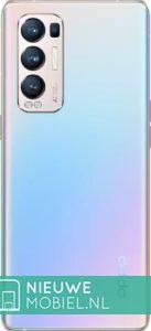 Oppo Find X3 Neo 5G white press renders