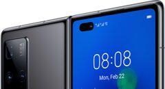 Huawei kondigt uitklapbare Mate X2 aan met nieuwe ontwerp