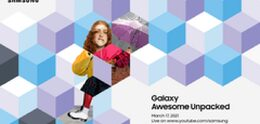 Samsung holds 'Galaxy Awesome Unpacked' event on March 17