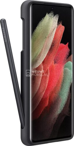 Samsung Galaxy S21 Ultra case with S Pen