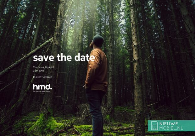 HMD Global: Save the date