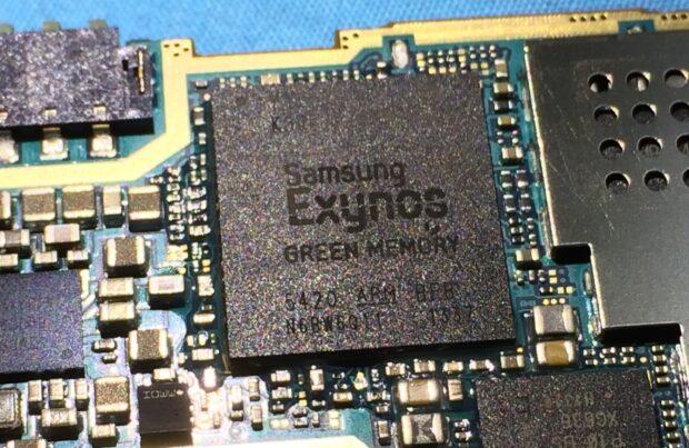 Samsung Exynos chip