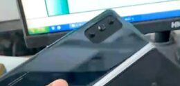 Prototype van opvouwbare Xiaomi Mi Mix gespot