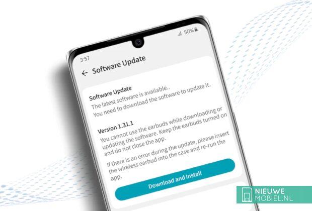 LG software update