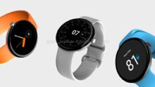El posible Google Pixel Watch se ve en renders