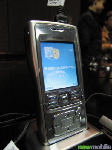 Nokia N91 introductie 04