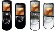 Nokia 8800 Sirocco Edition; wijzigingen en upgrades zijn nu realiteit