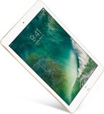 Apple ipad 2017 wifi gold front tilted ed