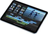 Apple iPad air 2020 wifi azul tapa delantera aslant