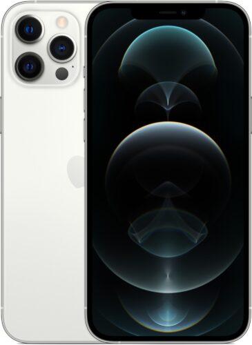 Apple iPhone 12 Pro Max zilver overzicht