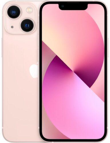 Apple iPhone 13 mini Übersicht pink
