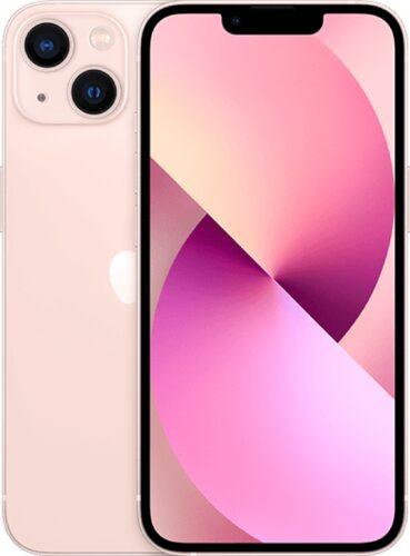 Apple iPhone 13 pink Übersicht