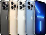 Apple iPhone 13 Pro colori panoramica