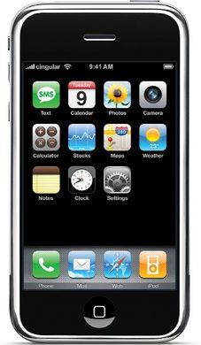 Apple iPhone 3G (A1241)
