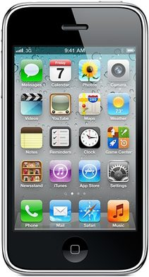 Apple iPhone 3G S (A1303)