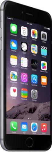 Apple iPhone 6 Plus linkerzijkant schuin