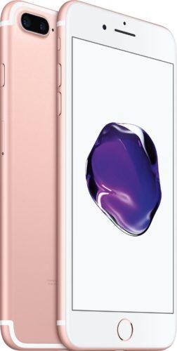 Apple iPhone 7 Plus pink Übersicht